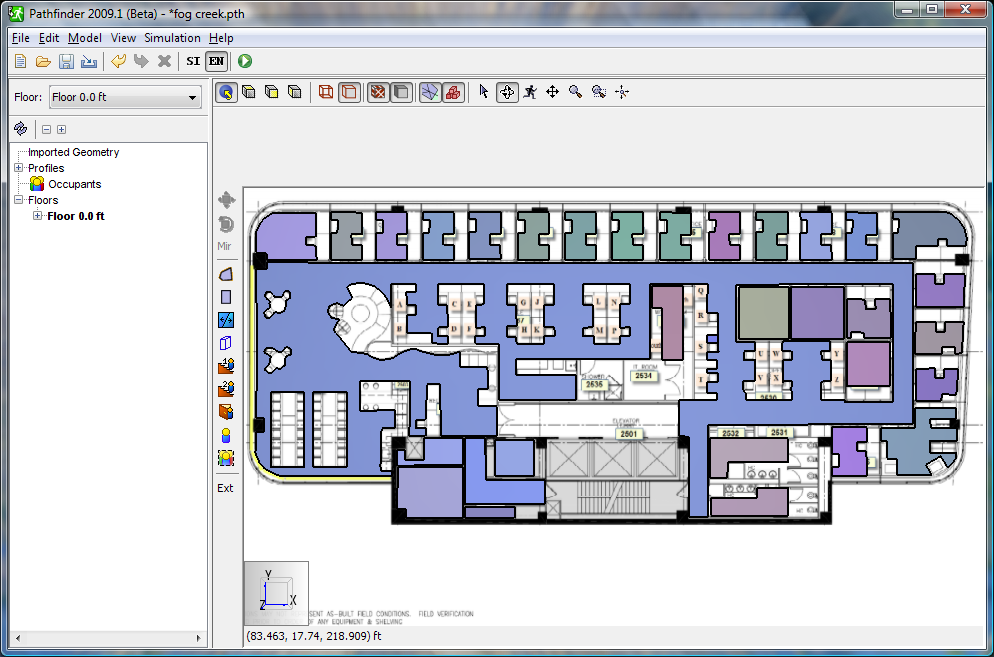 path scrn blueprint defined rooms