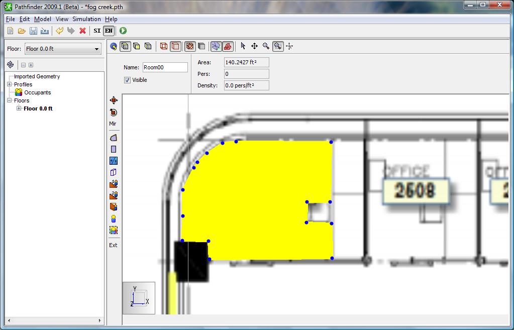 path scrn blueprint first office