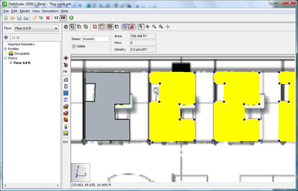 path scrn blueprint second office copies