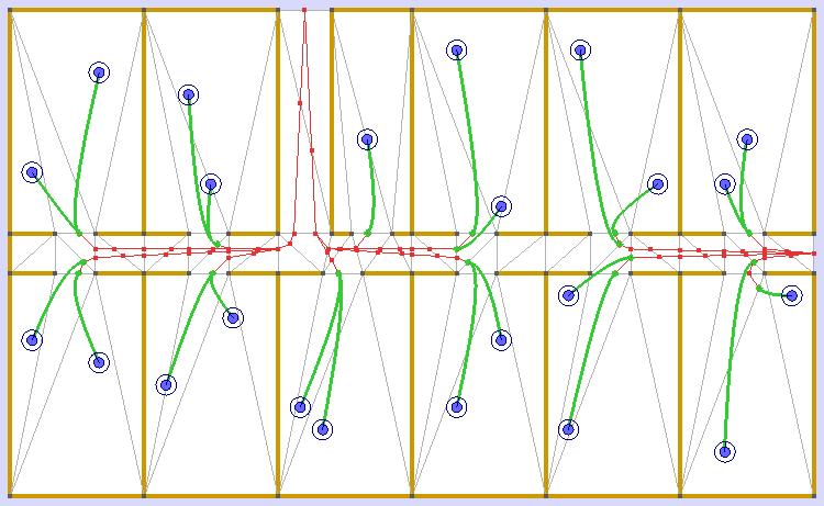 path scrn paths waypoints steering