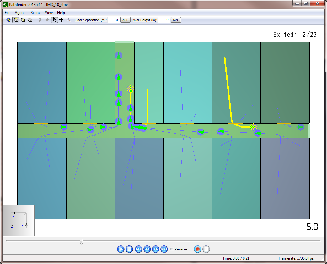 path scrn results sfpe mode
