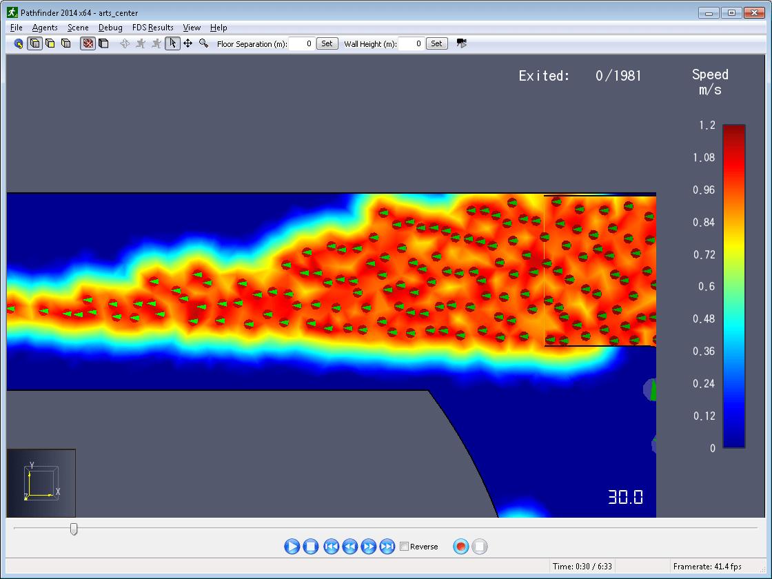 results scrn contour radius 2m
