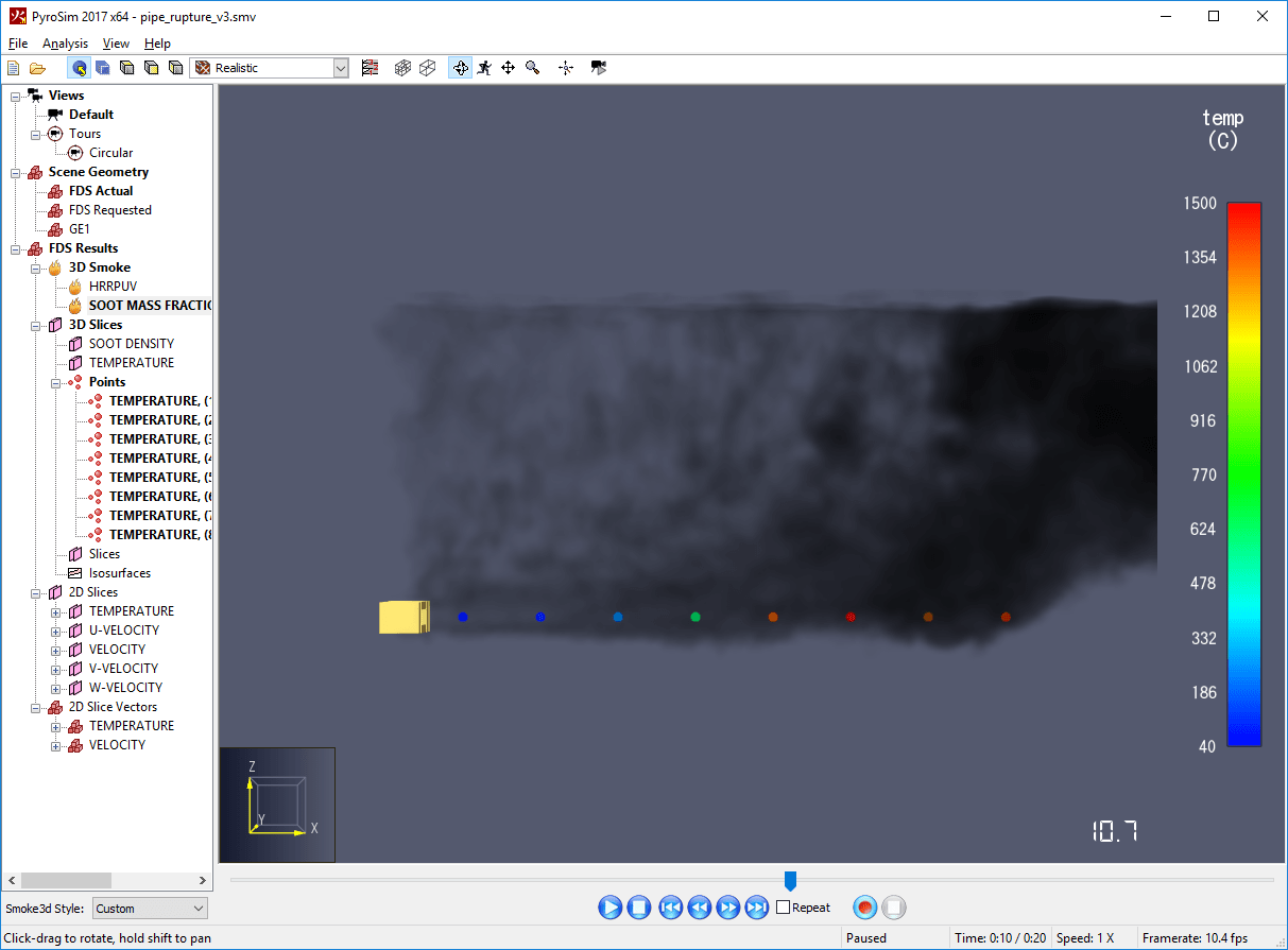 results scrn data3d points