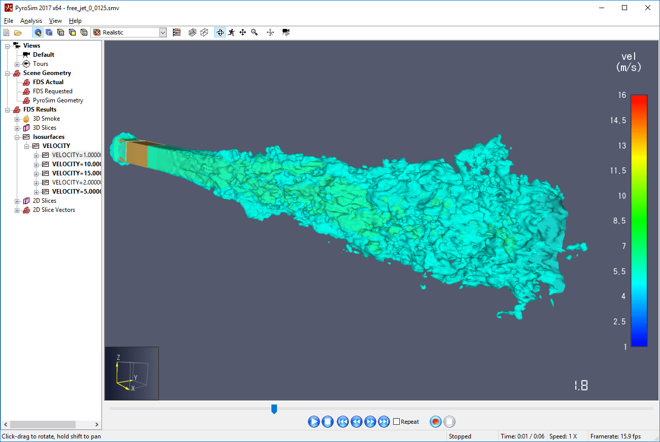 results scrn output isosurface