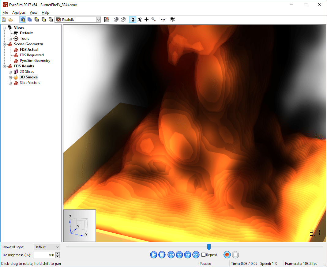 results scrn rendering reduce banding off