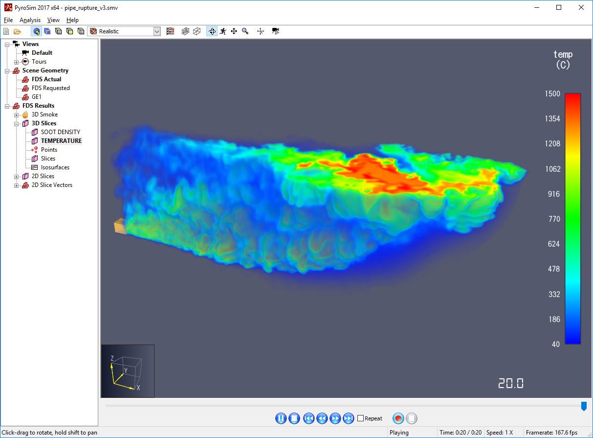 results scrn rendering volume temperature
