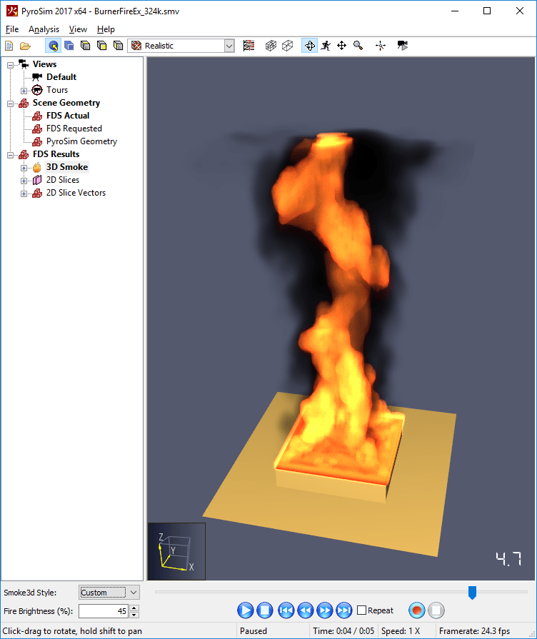 results scrn smoke fire default