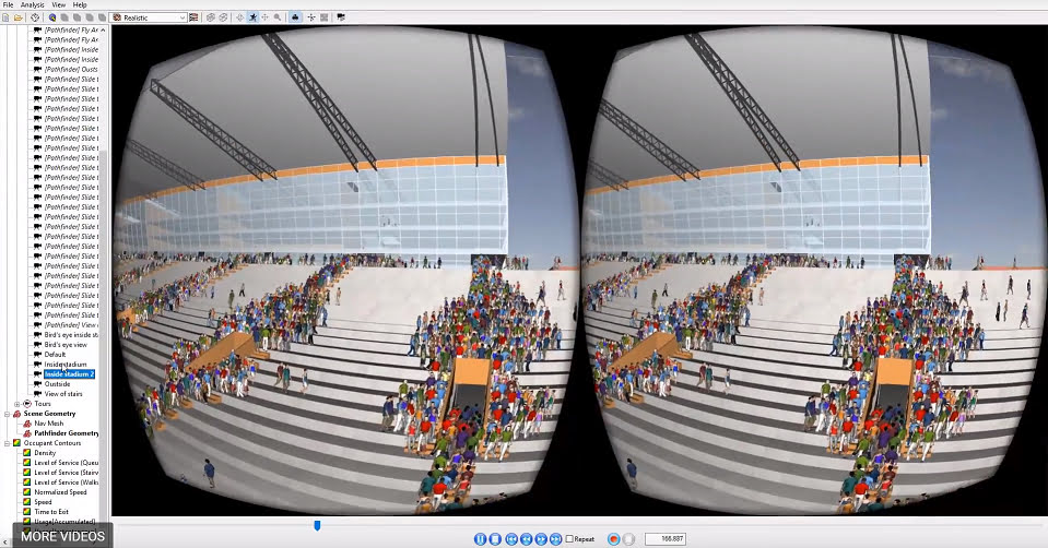 results scrn vr eye view