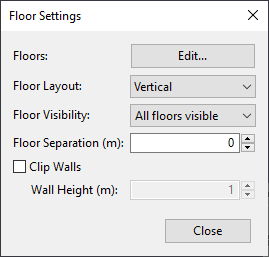 results ui dialog floor settings